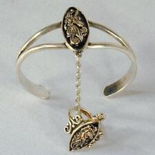 FANCY UNICORN SLAVE BRACELET #05 jewelry item new RING silver women braclet set