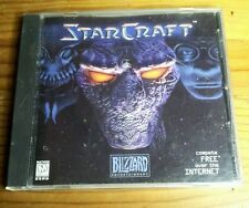 Starcraft Version 1.0 Star Craft PC Game Windows 95 & NT 1997