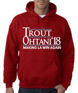4a4915b0422 Mike Trout Shohei Ohtani Los Angeles Angels