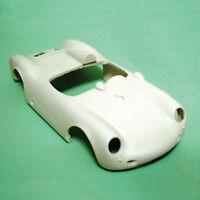 Jimmy Flintstone 1/25 550 Porsche Body & Chassis & Interior Bulkhead F Jimnb169