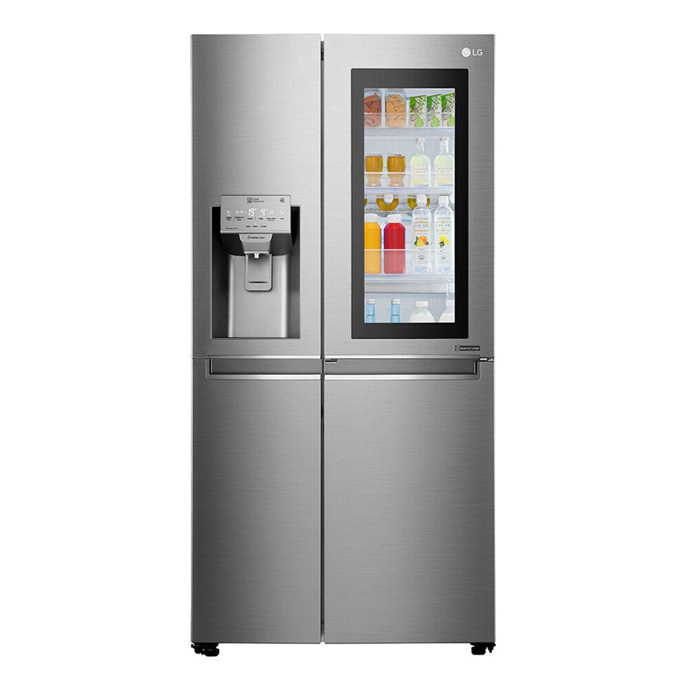 LG GR-X247CSAV 23.8 cu.ft Door-in-Door Refrigerator 220-240 Volts 50Hz Export On