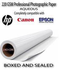 "Xativa Matte Coated 120g//m² 42/"" Large Format inkjet paper roll 1067mm x 45mtr"