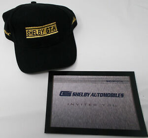 Shelby-GT-H-Hertz-Rent-A-Racer-Hat-ORIGINAL-OEM-SHELBY-RARE