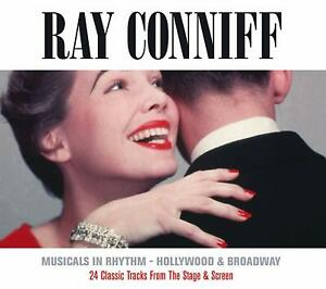 RAY-CONNIFF-Musicals-In-Rhythm-Hollywood-amp-Broadway-2010-CD-album-NEW-SEALED