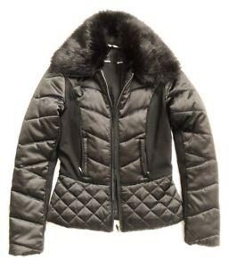 Nice Nwot Størrelse House Coular Xxs Jacket Fur White Black Market qfAvzt