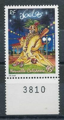 269703 Motive Weihnachten & Feiertage Neukaledonien Nr.1088** Weihnachten Klar Und GroßArtig In Der Art