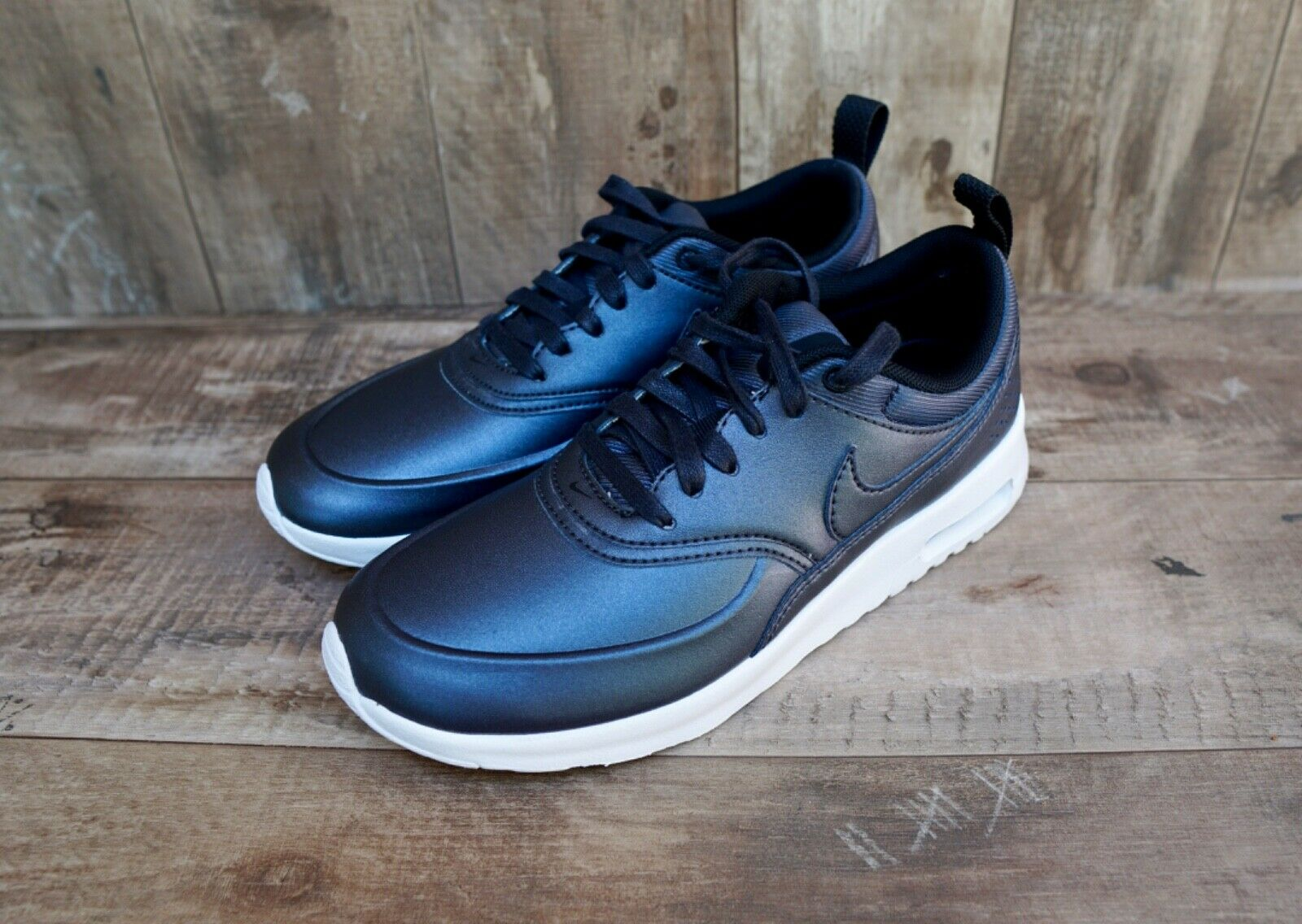 Nike Air Max Thea SE Special Edition Metallic Hematite Women's shoes 861674 NEW