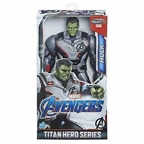 MARVEL AVENGERS titan hero series power fx HULK action figure hasbro