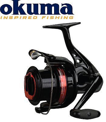 Angelrolle Okuma Distance DTA-60 Rolle –Weitwurfrolle für Karpfen