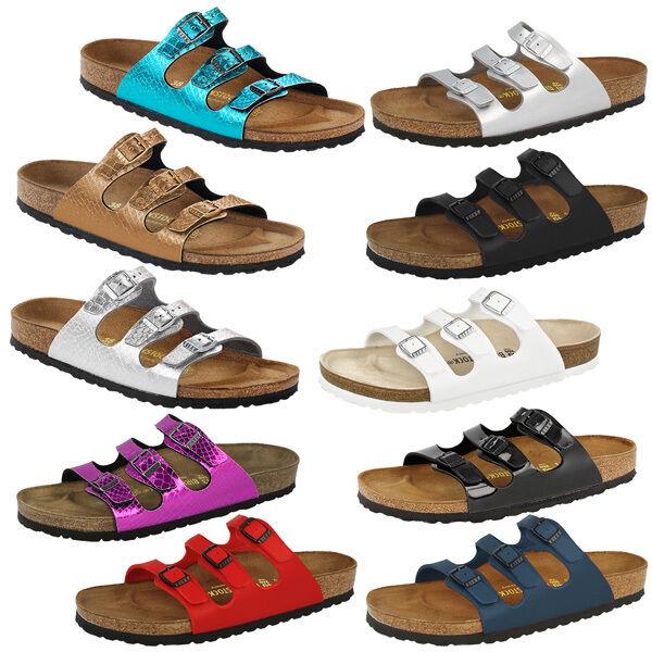 Birkenstock florida zapatos señora sandalias casa zapatos sandalias clog