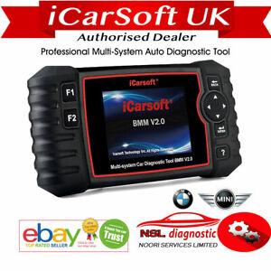 BMW-X5-E70-Diagnostic-Scanner-Tool-amp-Reset-Fault-Code-Reader-iCarsoft-BMM-V2-0