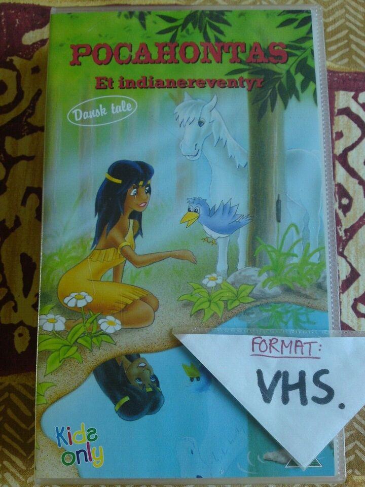 Tegnefilm, Pocahontas