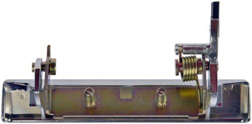 70-81 Camaro Firebird Trans Am Die Cast Outside Outer Door Handle Chrome RH DOR