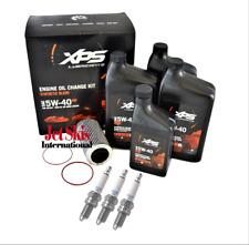 Sea Doo 4-Tec BRP OEM Maintenance Oil Change Kit RXP RXT GTX GTI ALL 4-TEC NEW