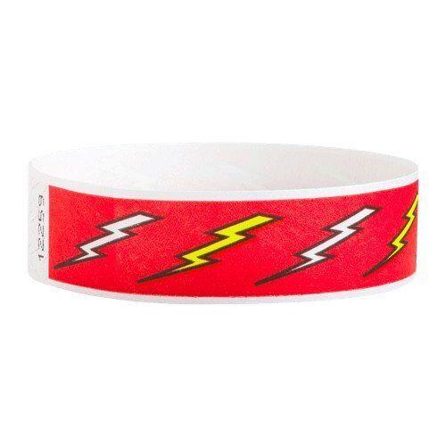 5000 les bracelets Tyvek 3 4  livraison gratuite-Assortiment Modèles