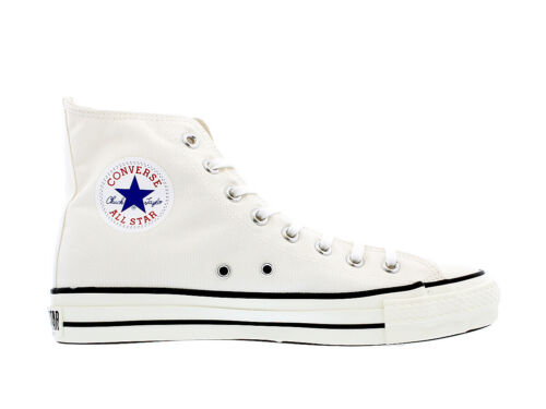 【DHL】Converse Canvas All Star J HI White MADE IN JAPAN Limited rare 32067960