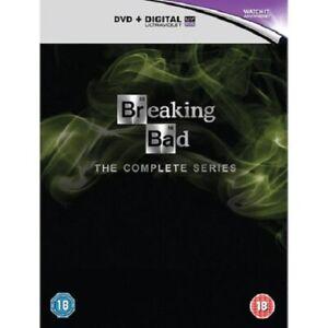 COFFRET DVD SERIE : BREAKING BAD - SAISON 1 A 6 - COMPLETE EDITION ULTRAVIOLET 5