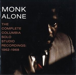 Thelonious-Monk-Monk-Alone-Complete-Columbia-Solo-New-CD-Japan-Import