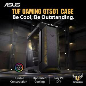 ASUS GT501 TUF Custom Gaming PC i7/i9/R7-3700X 32/64GB RTX2070/2080/2