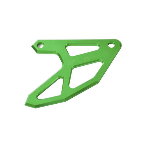 Rear Brake Disc Guard For Kawasaki KX250F KX450F KLX450R 08-09 Anodized Green