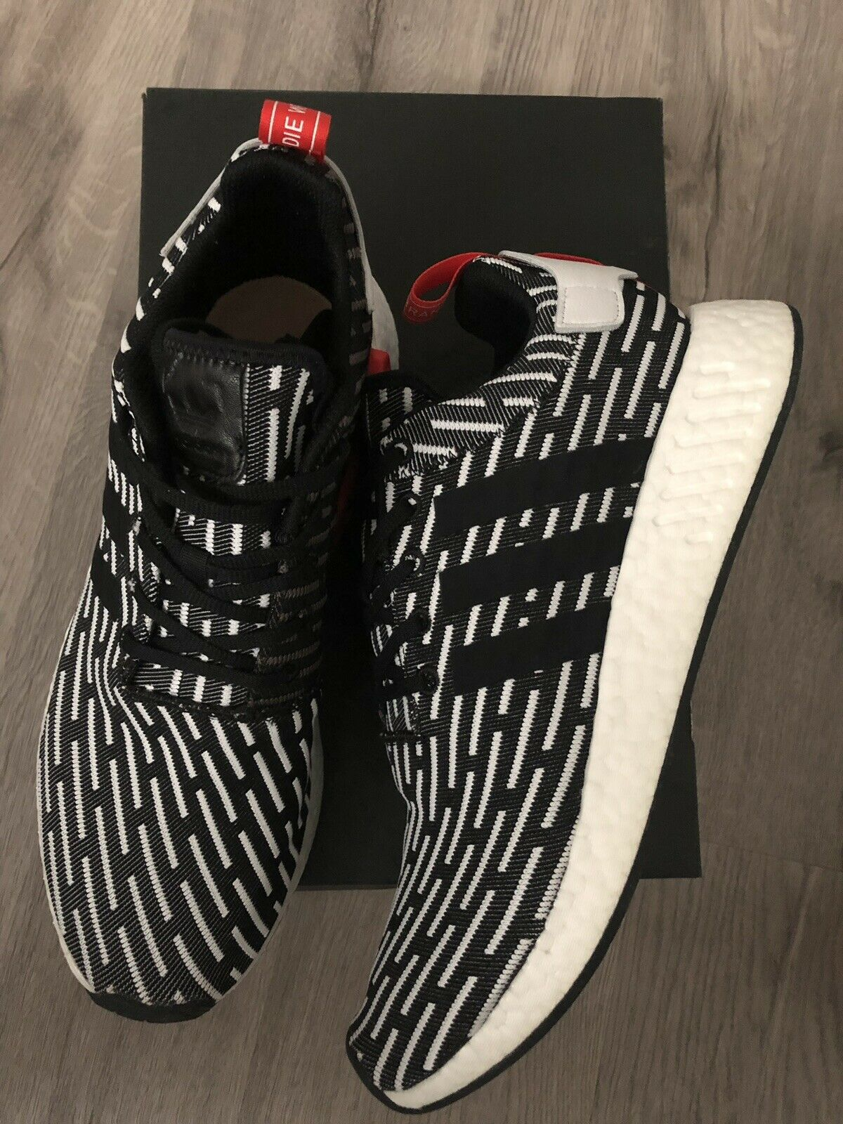 e68530830 R2 PK Size 13 Adidas NMD zefjjq5858-Athletic Shoes - hunting ...