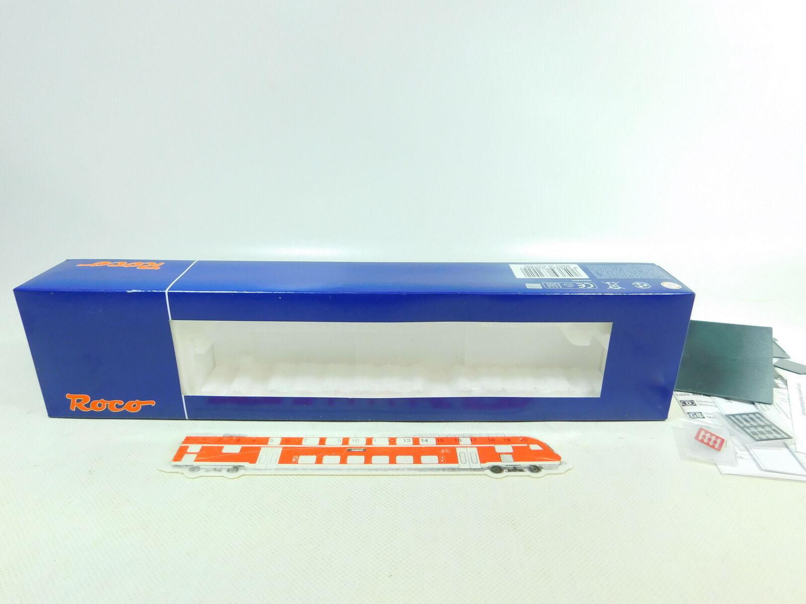 BT769-0, 5 Roco H0 Empty Box for 63292 Steam Locomotive 50 622 Db