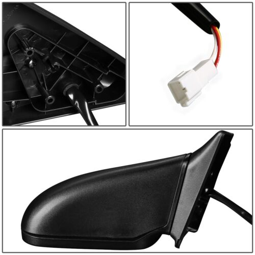 FOR 98-03 FORD ESCORT OE STYLE POWER PASSENGER RIGHT SIDE REAR VIEW DOOR MIRROR