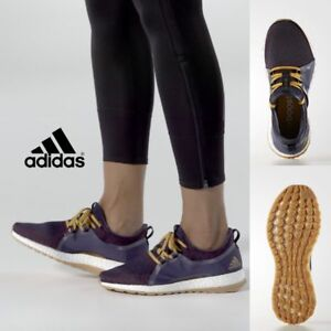 wholesale dealer d45e7 69346 Image is loading Adidas-Women-039-s-Pure-Boost-X-ART-