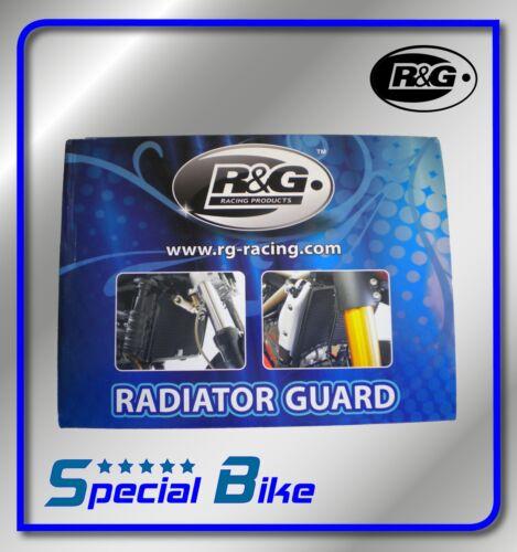 SUZUKI GSX 1300 HAYABUSA 2008 /> SET PROTEZIONE RADIATORE ACQUA OLIO R/&G GUARDS