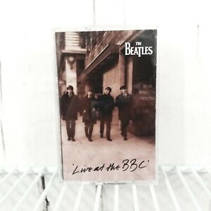 The Beatles Live at the BBC Capitol C4 7243 8 31796 4 0 Sealed Cassette