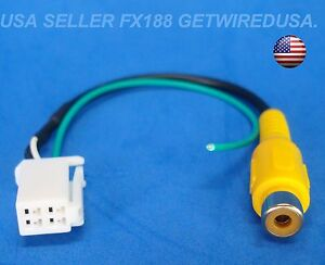 Pioneer Car Stereo Wiring Diagram Free likewise 182235830880 furthermore 19867 in addition Wireharness Toyota2 besides Wiring Guides. on backup camera adapter for toyota