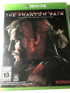 Xbox One Metal Gear Solid V: Phantom Pain Sealed