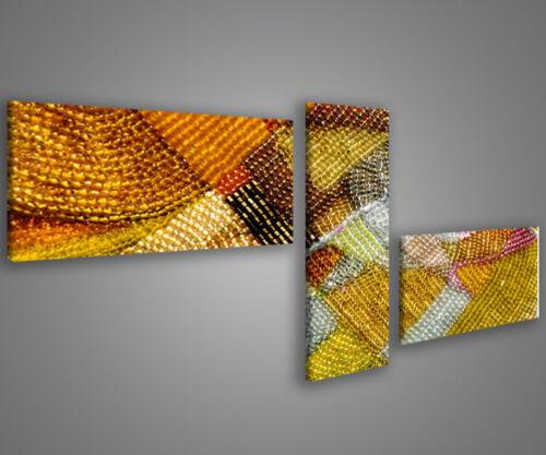 Quadri moderni con ghiaccio 180 x 70 stampe su tela canvas con telaio MIX-S/_84