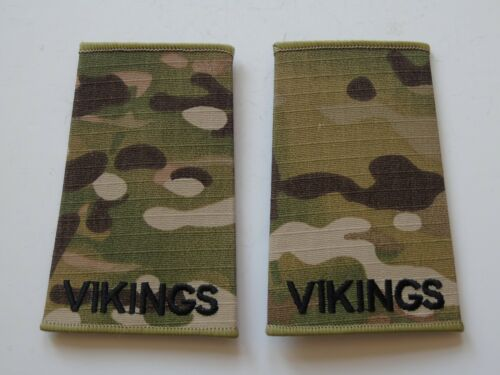 The Vikings New 1st Battalion Royal Anglian Regiment MTP Rank Slides