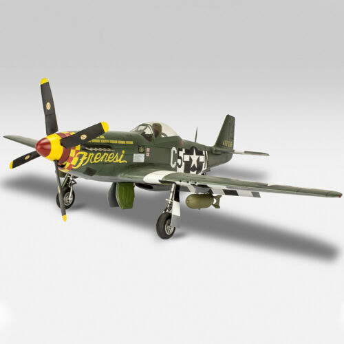 Revell 1//32 P-51D-NA Mustang RMX855989