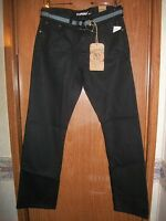 Flypaper Black Belted Bootcut Jeans Retails $48.00