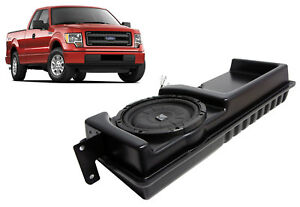 2001 f150 extended cab subwoofer box