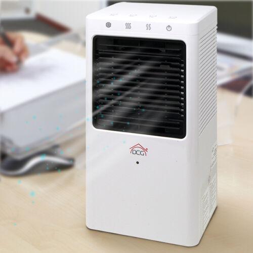 Mini Raffrescatore da Tavolo Condizionatore Umidificatore Evaporativo Portatile