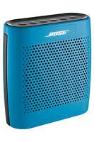 Bose Soundlink Colour Bluetooth Speaker - Blue