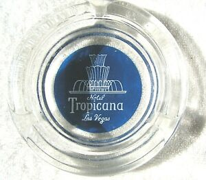 Vintage-Tropicana-Hotel-Las-Vegas-Ashtray-New-Condition-Never-Used-Orig-Owner