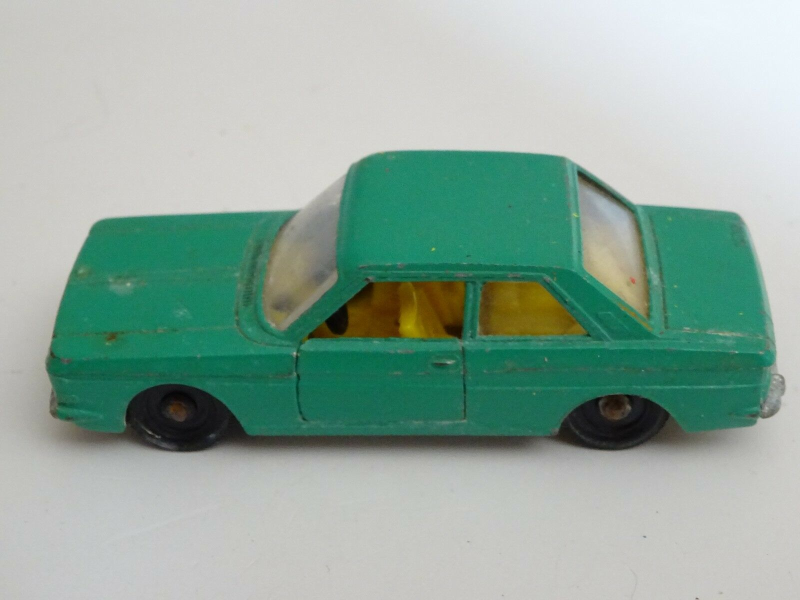 Vintage Siku Jade Green Green Green Ford 15M V273 Made In Germany RARE cccac9