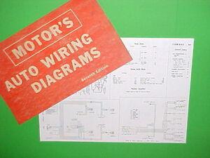 1964 1965 1966 1967 chevrolet chevelle malibu el camino camaro rh ebay com 1985 El Camino Wiring-Diagram 79 El Camino Wiring-Diagram