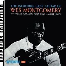 Wes Montgomery - Incredible Jazz Guitar [New CD] Rmst
