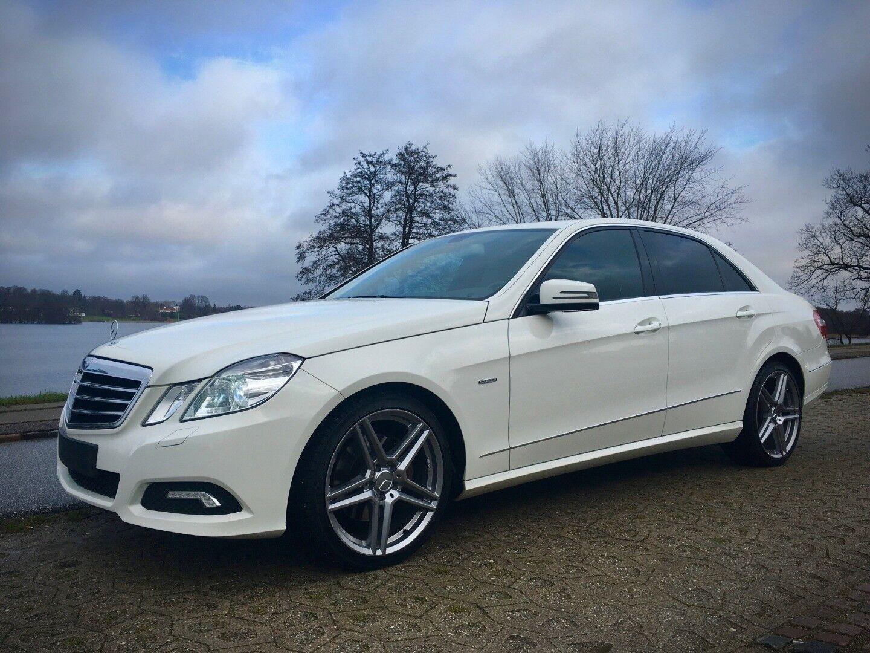 Mercedes E350 3,5 CGi Avantgarde aut. BE 4d - 269.900 kr.
