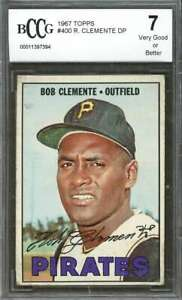 Roberto-Clemente-Card-1967-Topps-400-Pittsburgh-Pirates-BGS-BCCG-7