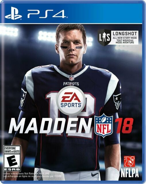 Electronic Arts Madden NFL 18 (Playstation 4)