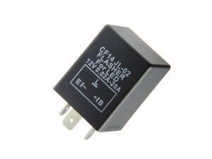 LED-Blinker-Relais-Blinkrelais-Blinkerrelais-Flasher-Lampe-12V-Lastenunabhaengig