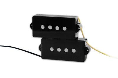 new lindy fralin precision bass 10 overwound pickup set for fender p bass ebay. Black Bedroom Furniture Sets. Home Design Ideas