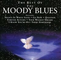 The Moody Blues - Best Of [new Cd] on Sale