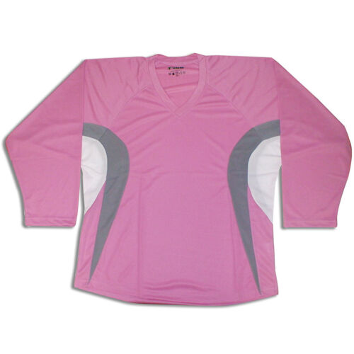 PINK Hockey Jersey Customized w Name and Number  DRY FIT EDGE INSPIRED
